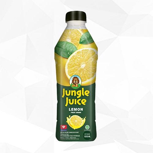 JUNGLE JUICE MINUMAN SARI BUAH LEMON Lemon 1000ml